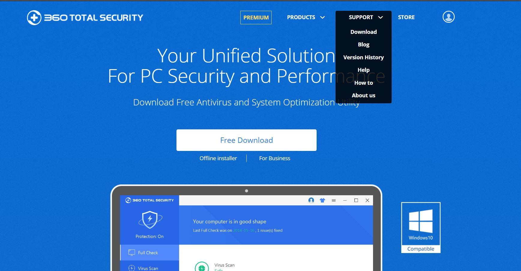 360 Total Security Suite