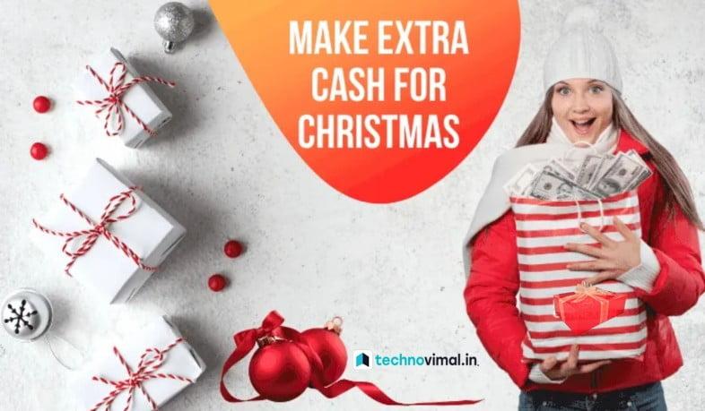 Earn Extra Money for Christmas