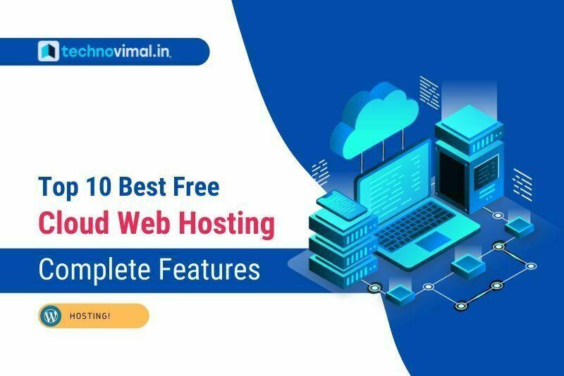 Free Cloud Web Hosting Sites
