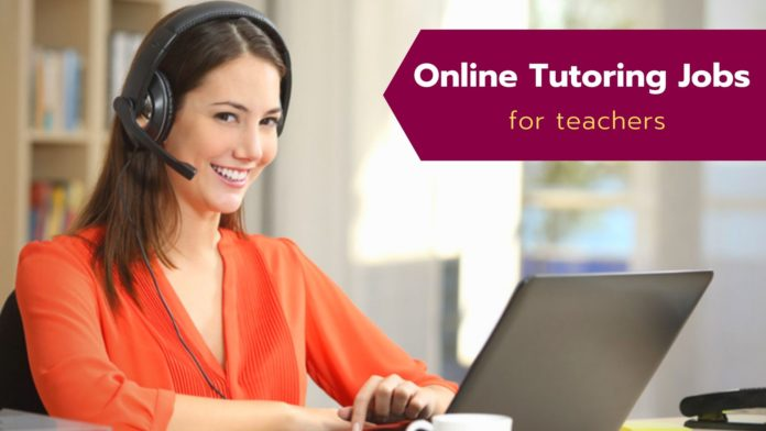 best online tutoring jobs for teachers