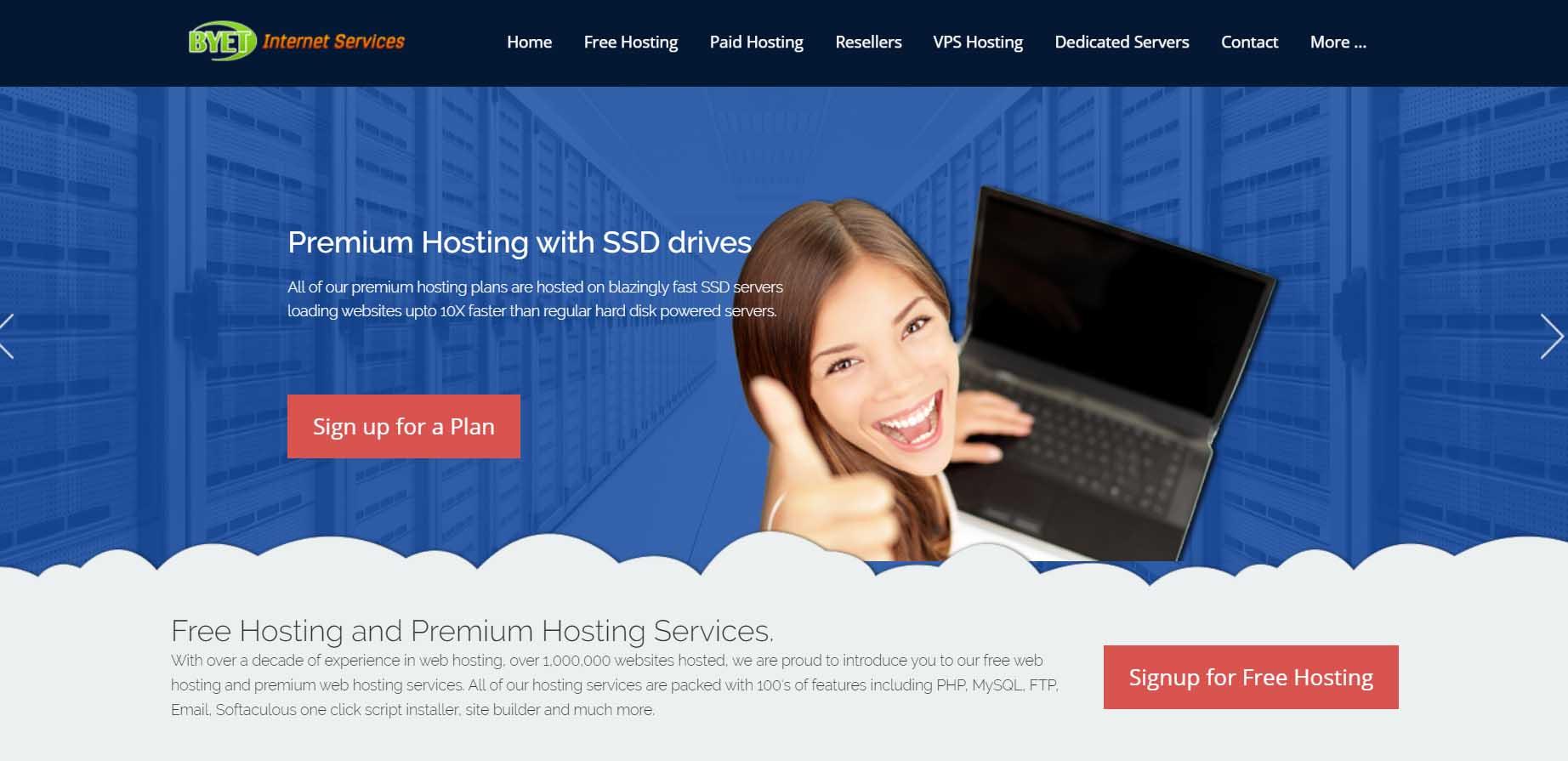 byetis Web Provider