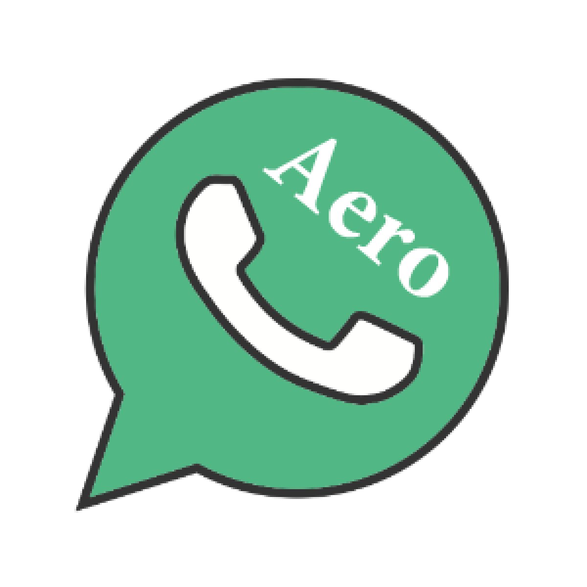 WhatsApp Aero icon
