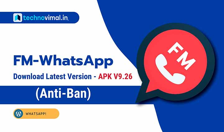 FMWhatsApp APK Download Latest