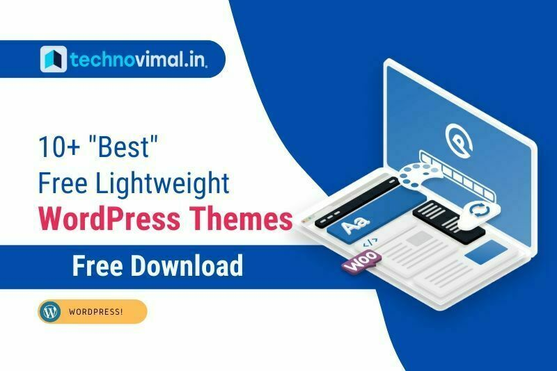 Free Lightweight WordPress Themes