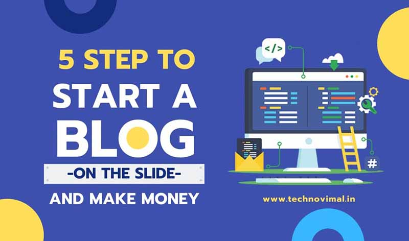Start a Blog in Easy Steps for Beginners