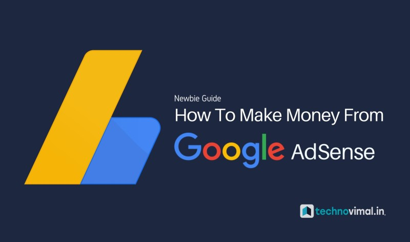 Make Money From Google AdSens