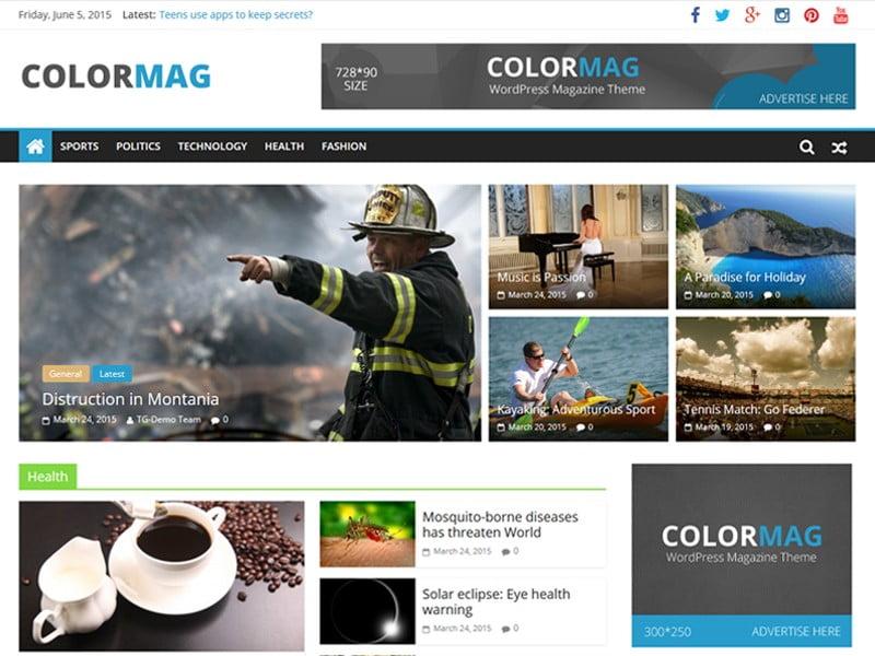 ColorMag WordPress Themes