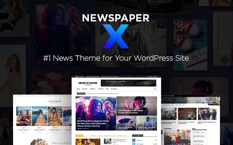 Newspaper X V10.3.2 –News Magazine Theme Download Free Premium WordPress Themes