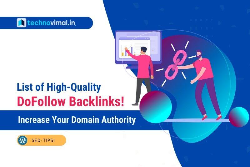 DoFollow Backlink Sites List & Secret Link Building Strategy