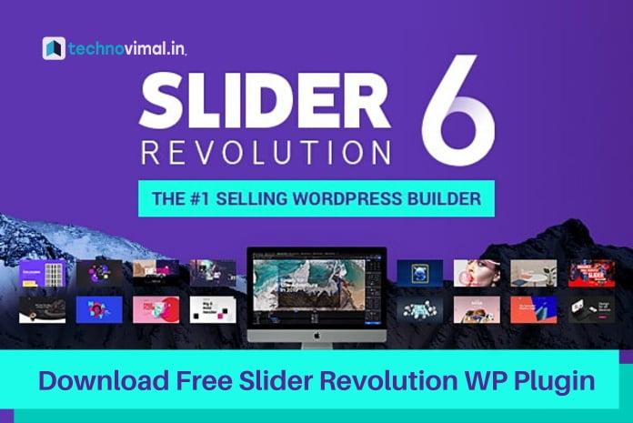 Download Free Slider Revolution