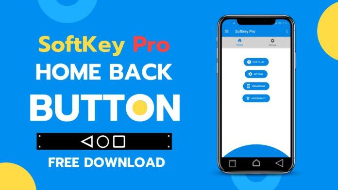 SoftKeys Beta - Home Back Recent Buttons