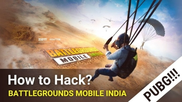 How To Hack Battlegrounds Mobile India (PUBG)